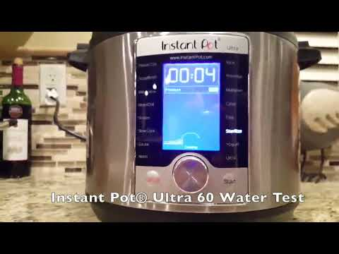 Instant Pot Ultra 6 Qt 10 in 1 Pressure Cooker Review