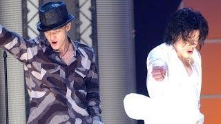 Vas A Amar El Nuevo Video De Michael Jackson Y Justin Timberlake 'Love Never Felt So Good'