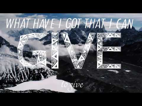 Michael Jackson & Friends - What More Can I Give (Lyric Video)