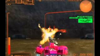 【ACNB】アーマードコアナインブレイカー 武器カテゴリー縛りでナインボール戦Part2