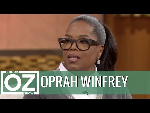 Why Oprah Winfrey Never Gave Up on Losing Weight