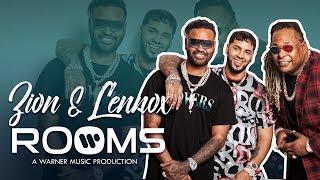 ZION & LENNOX - ROOMS VIP PASS: DETRÁS DE CÁMARAS DE #GUAYO CON ANUEL AA