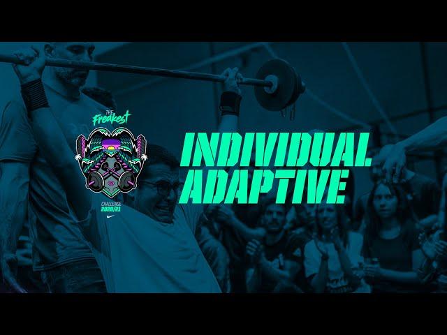 Individual adaptive – Episode 3