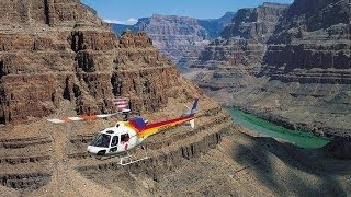 Grand Canyon Helicopter Flight