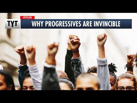 Why Progressives Are Invincible!