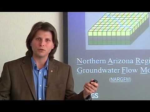 Brad Garner, Hydrologist, USGS