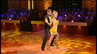 Dave on Dancing With The Stars - Episode 3 - Salsa - Big Improvement