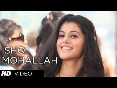 ISHQ MOHALLAH VIDEO SONG CHASHME BADDOOR | ALI ZAFAR, SIDDHARTH,