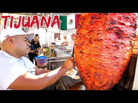 Mexican Street Food 🇲🇽!! ULTIMATE TACOS TOUR 🌮