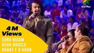 Lagan Lagi Tujhse Mann Ki Lagan | Sonu Nigam | Rahat Fateh Ali Khan | Chhote Ustaad