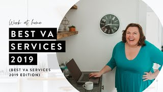 Best Virtual Assistant Services (2019 Edition)