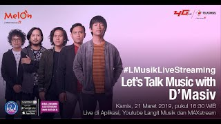 Let's Talk Music With D'Masiv