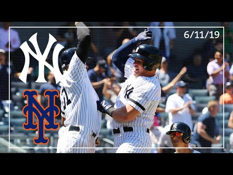 New York Mets @ New York Yankees | Game Highlights | 6/11/19