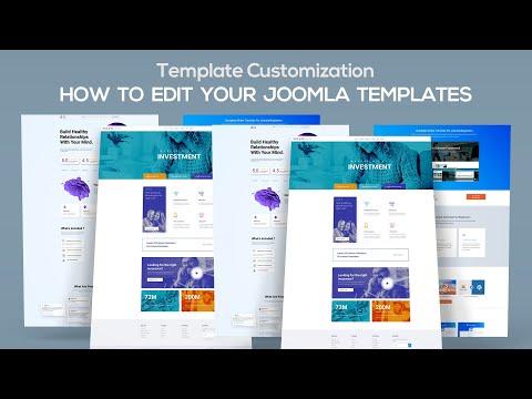 [Full Course] Joomla Template Customization For Beginners ...
