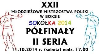 preview picture of video 'XXII MMP Sokółka 2014: półfinał II seria'