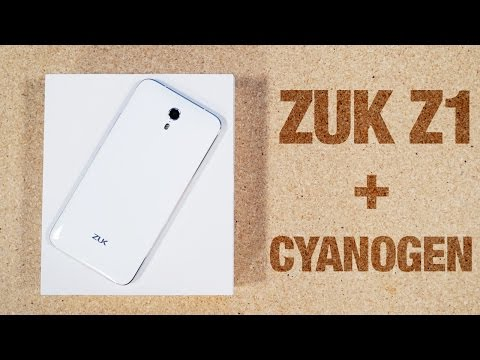 Lenovo Zuk Z1 Impressions - Great Price and Runs Cyanogen!