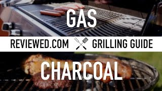 Gas vs. charcoal: Which grill is right for you?