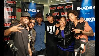 The Outlawz Tell Exclusive Stories About Tupac, React to Funk Flex & Treach + Perform Live