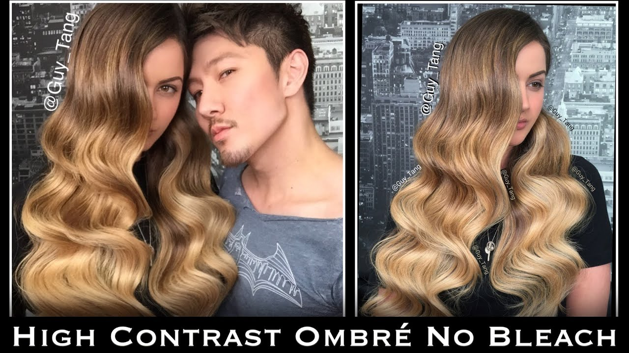 Ombre on guys