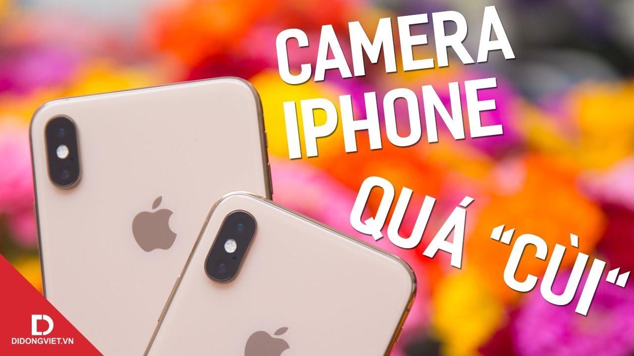 Giờ ai mua iPhone vì camera nữa?