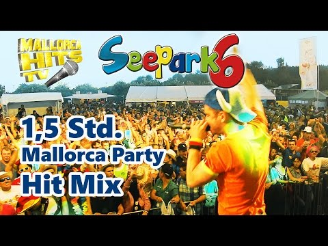 Hit Mix 2018 - Ballermann Hits, Mallorca Party Schlager