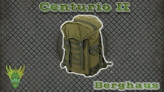 [GEAR] Berghaus Centurio II MMPS Backpack/Rucksack Airsoft/Softair 4K