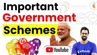 Important Government Schemes | For All Competitive Exams by Bhunesh Sir
