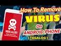 Paano Mag Remove Ng VIRUS Sa Android Mobile Phone | How To Remove Virus In Android Phone (TUTORIAL)