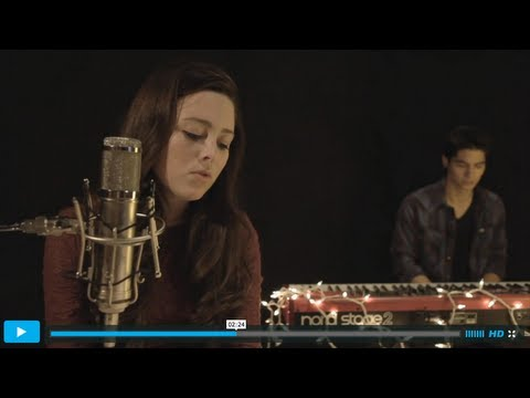 "Sarah McMullen ft. Nick ""Spicy Brown"" - ""I Can't Make You Love Me"" Bon Iver/Bonnie Raitt (cover)"