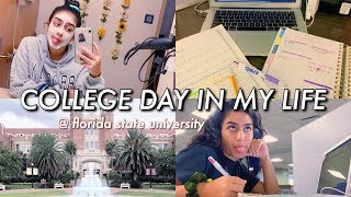 COLLEGE DAY IN MY LIFE @ Florida State University!