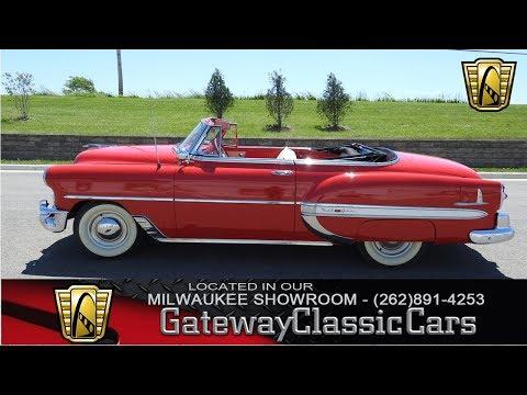 1953 Chevrolet Bel Air for Sale - CC-1041631