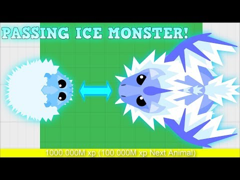 Mope io sea monster