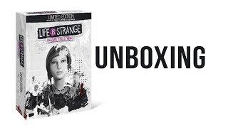 Unboxing de la Edición Limitada de Life is Strange Before the Storm
