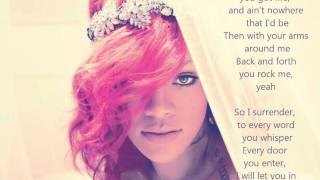 Rihanna - What's My Name (Solo version) with Lyrics HD