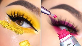 16 Gorgeous Eyes Makeup Tutorials & Ideas For Your Eye Shape | Compilation Plus