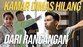 RAFFI NAGITA RENOVASI KANTOR BARU RANS, DIMAS MAU RUANG BAWAH TANAH!!!