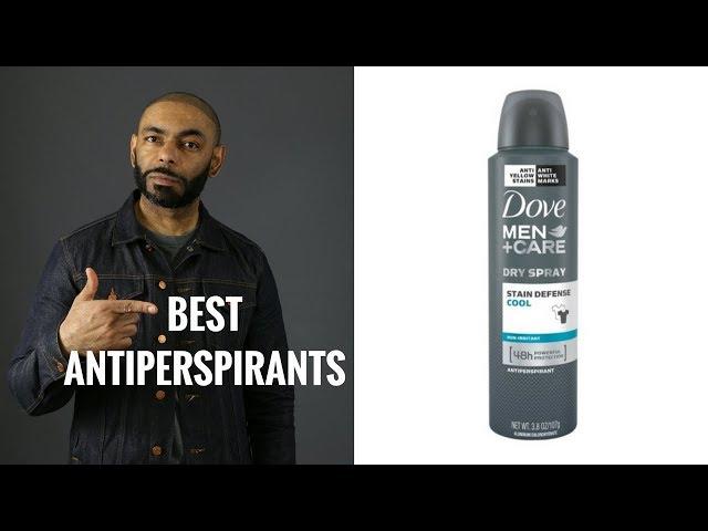 Top 8 Best Men's Antiperspirants 2018/Best Antiperspirant/Deodorant For Men