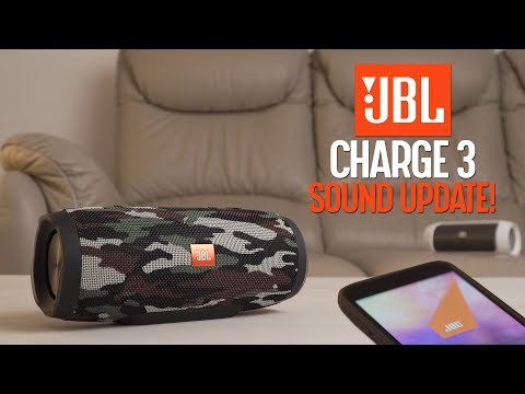 JBL CHARGE 3(Lastest Firmware Updated) Still The Best