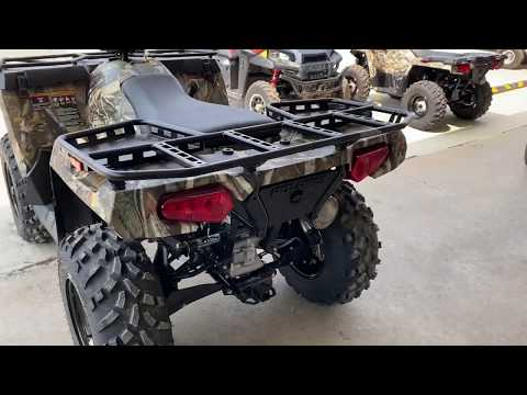 2020 Polaris Sportsman 570 Utility Package in Marshall, Texas - Video 1