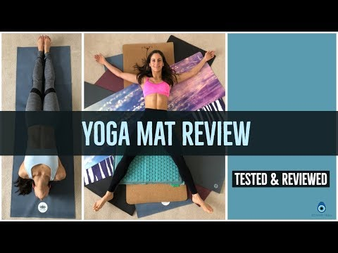 YOGA MAT REVIEW | YOGA MATS TEST