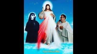 28.04.2019 | Festa da Misericórdia Divina | Vídeo - Mensagem de Nosso Senhor Jesus, Maria Santíssima