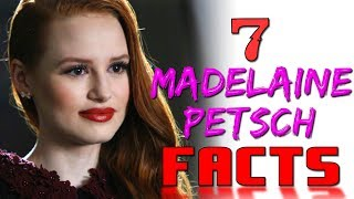 Madelaine Petsch Facts | Riverdale actress