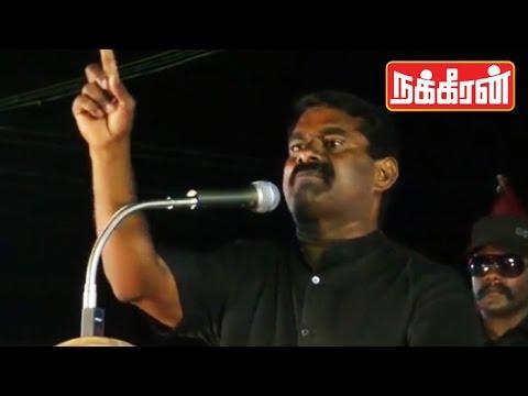 Seeman-blasting-speech-Water-politics-in-Tamilnadu