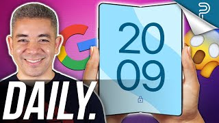 Google Pixel 6 with One More Thing, New Apple Plans & more!