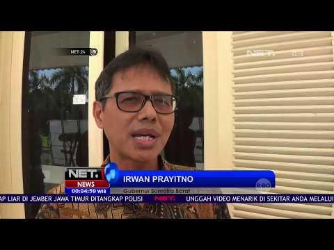 Gubernur Sumbar Siap Melepas Fiera Lovita- NET24