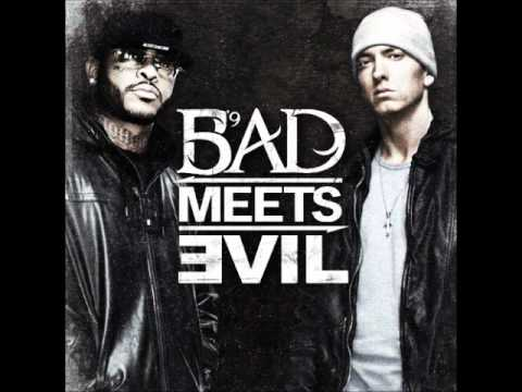9) Bad Meets Evil - Nuttin To Do (Bad Meets Evil Mixtape)