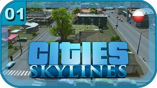 preview picture of video 'Cities SkyLines PL - #01 - Projektowanie wydajnego miasta'