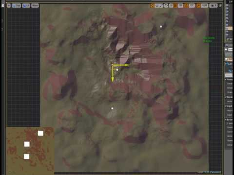 How to create a mini map? Please give me a clue — polycount