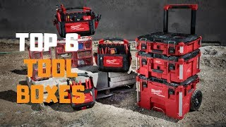 Best Tool Box in 2019 - Top 6 Tool Boxes Review