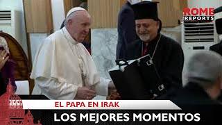 «Tots som germans». Viatge del Papa Francesc a l'Iraq